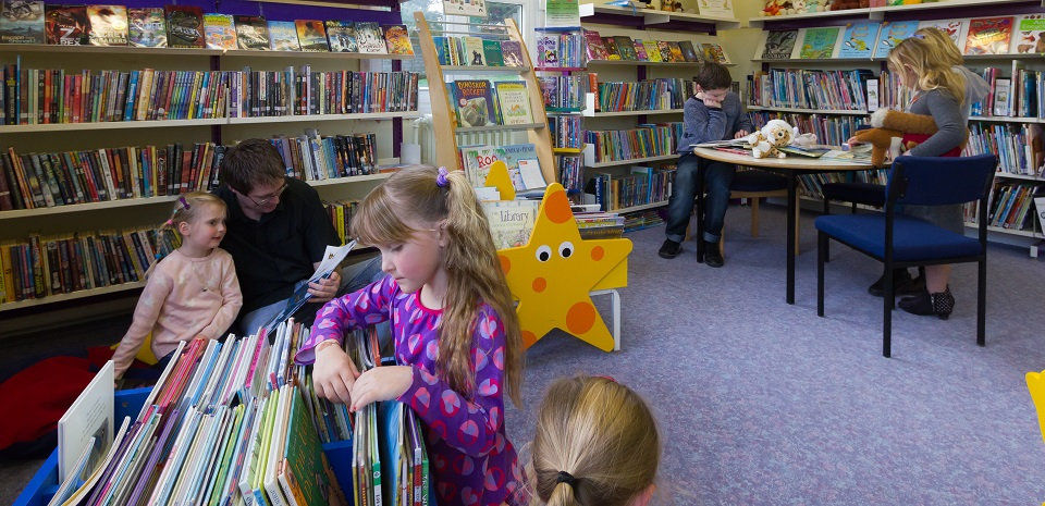 Freshwater Library IOW