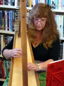 Freshwater Live Freshwater Live Harp music and talk