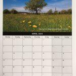 FOFL'S new 2018 calendar