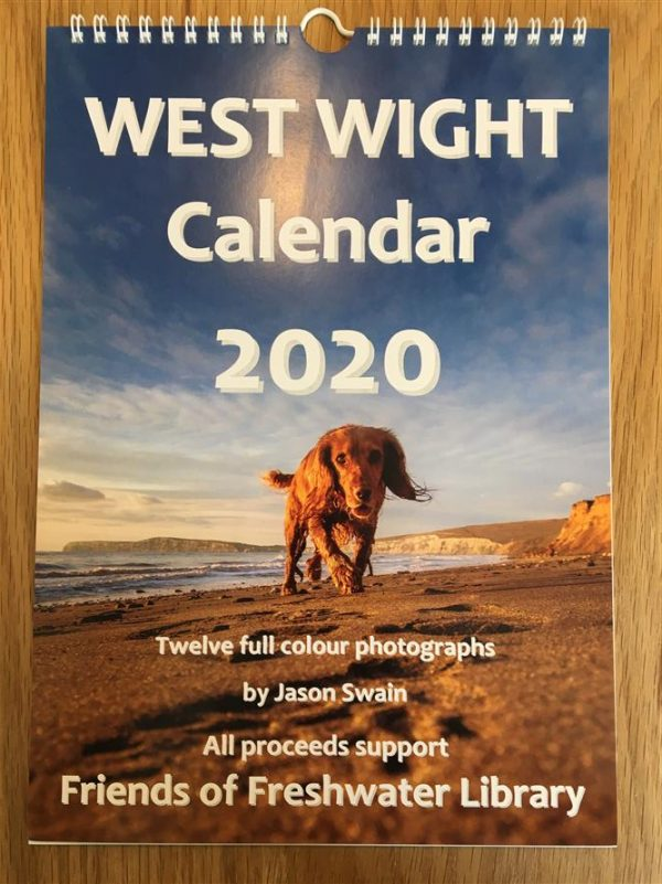 Friends of Freshwater Library Calendar